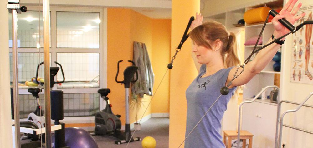 Physiotherapie stralsund